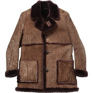 Supreme/Schott® Sheepskin Coat