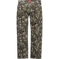 Levi's®/Supreme<br>Camouflage 505 Zip-Fly Canvas Jean